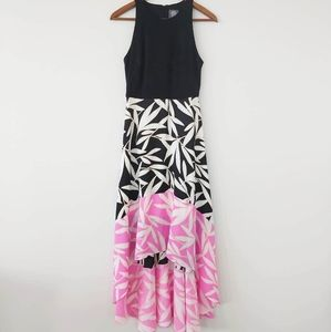 Vince Camuto High Low Floral Maxi Dress 4